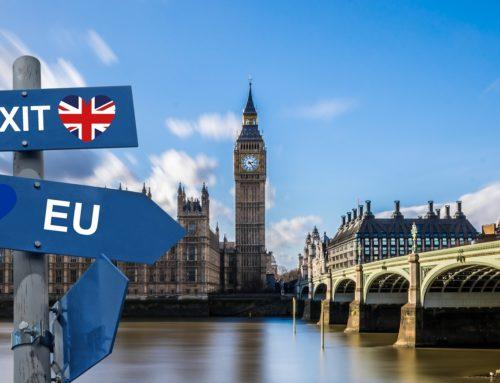 Brexit-Vertrag in trockenen Tüchern