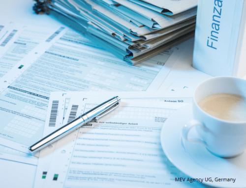 Lohnsteuerklasse online wechseln